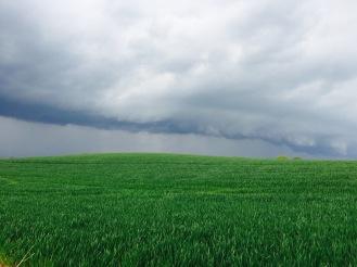 Storm at Fynen