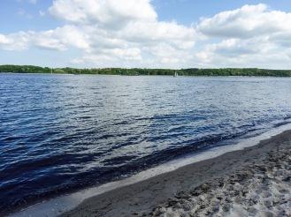 Strand bei Falkenstein - Kieler Förde