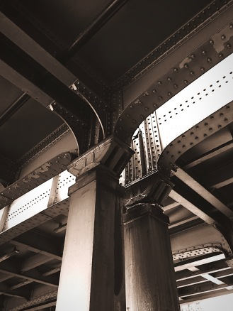 """From the underground. Exploring photography in Hannover. Session taken from """"Under the Bridge"""" at Hannover, Germany"""