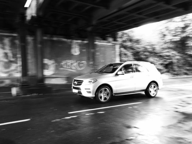 Car from Under the bridge