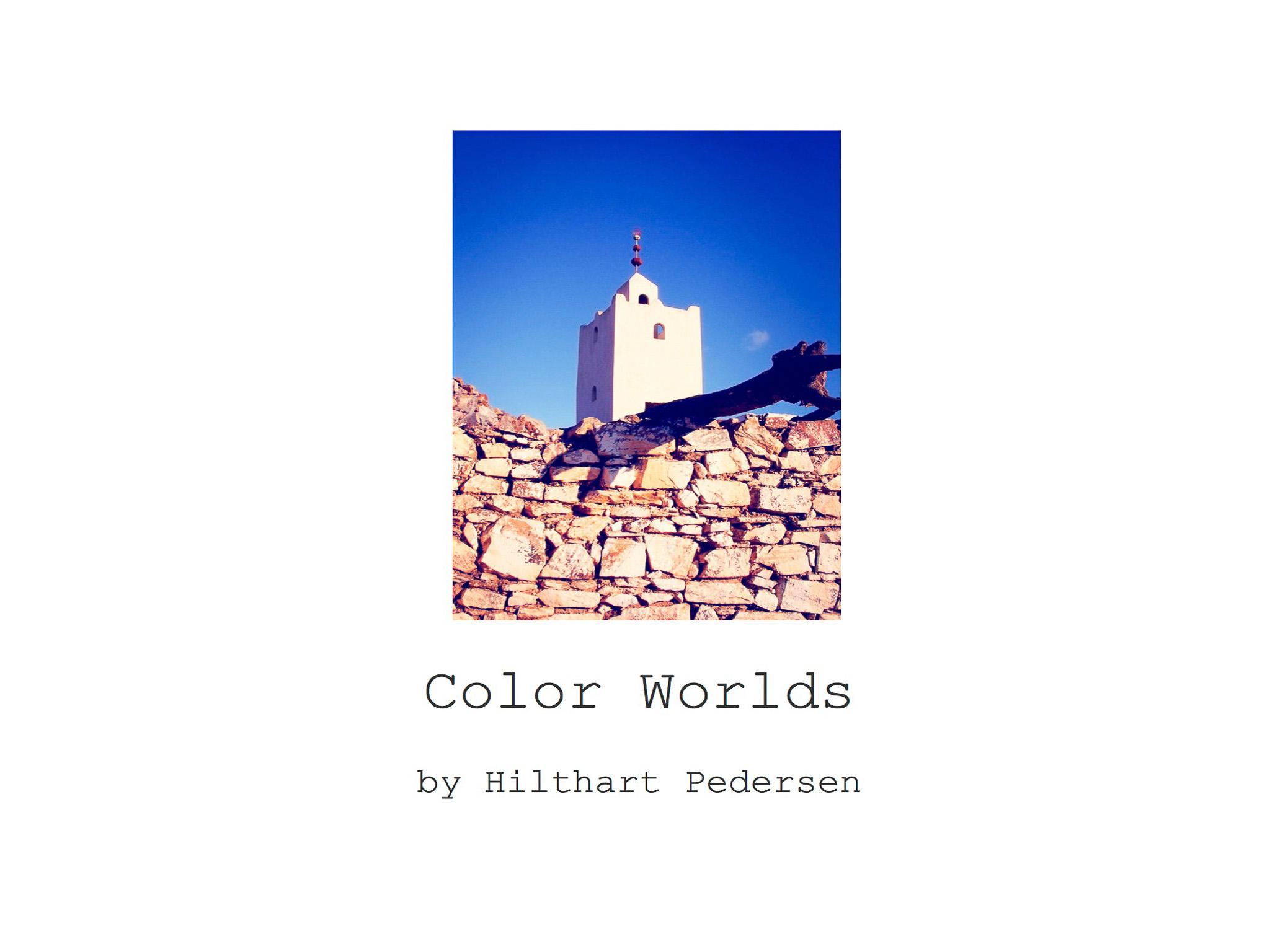 Color Worlds Einband