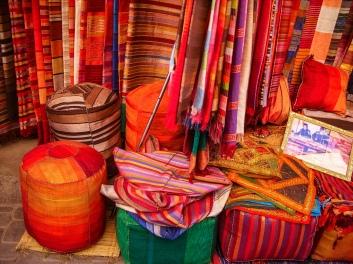 Basar in Marrakesh